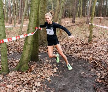 Jana Sussmann lief neue Bestzeit auf der Frauen Mittelstrecke.