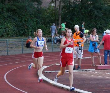Bestleistung über die 2000 m für Jolana Lohmann (393)