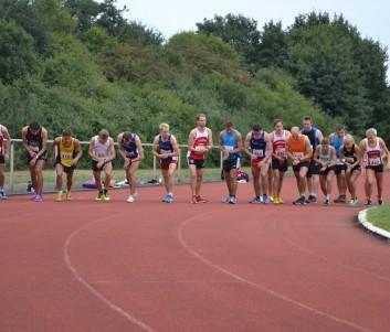 Startschuss zum ersten 5000m Lauf