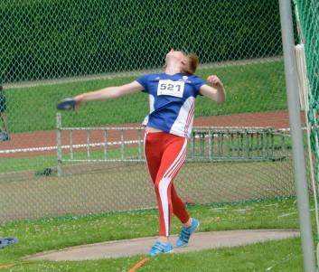 Mira Waterhölter gewann zum ersten Mal die Norddeutschen Meisterschaften