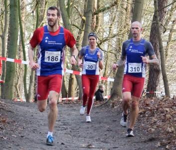 Jannik Schütt (186) und Justyna Kwiatkowska (30) (beide LG Nordheide) gewannen die Langstrecke über 9000m. Michael Thoms (310) gewann zusammen mit Schütt und David Radant die Mannschaftswertung.