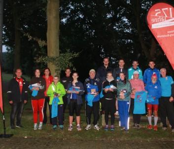 Laufseriensieger Aktive: Alle Gesamtsiegerinnen und Gesamtsieger der Laufserie der LG Nordheide um den Sparkassen-Cup 2021